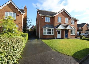 Thumbnail 3 bed semi-detached house for sale in Hedgebank Close, Liverpool, Merseyside