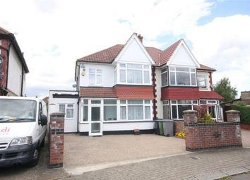 Thumbnail 5 bedroom semi-detached house for sale in The Dene, Wembley, Greater London