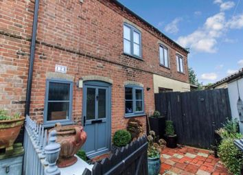 Thumbnail 2 bed terraced house for sale in Kemps Lane, Beccles