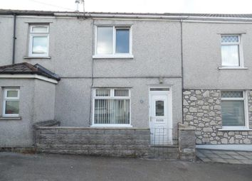 Thumbnail 2 bed terraced house for sale in Evans Terrace, Twynyrodyn, Merthyr Tydfil