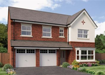 "Thumbnail 5 bedroom detached house for sale in ""The Buttermere"" at Otley Road, Killinghall, Harrogate"