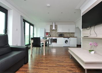 Thumbnail 3 bed flat to rent in Commercial Road, City Of London