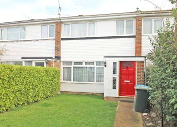Thumbnail 3 bedroom terraced house for sale in Meadowside, Angmering, West Sussex