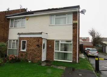 Thumbnail 3 bed end terrace house for sale in Severn Crescent, Langley, Slough