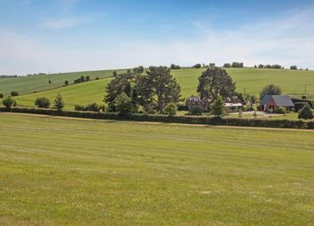 Thumbnail 5 bed detached house to rent in Trabbs Farmhouse, Seven Barrows, Lambourn, Hungerford