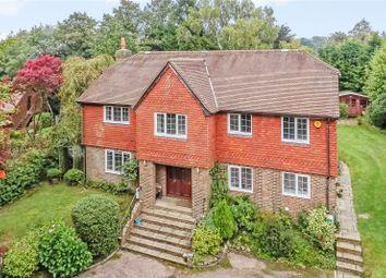 5 bed detached house for sale in Slaugham Lane, Warninglid, Haywards Heath, West Sussex RH17
