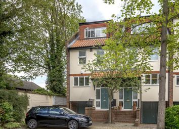 Thumbnail 4 bed end terrace house to rent in Millside Place, Isleworth