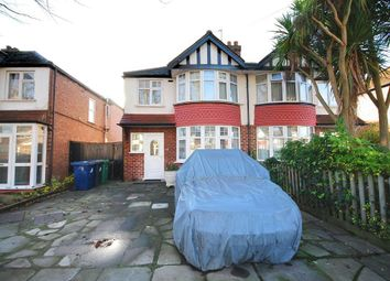 Thumbnail 3 bed semi-detached house for sale in Tees Avenue, Greenford, Middlesex