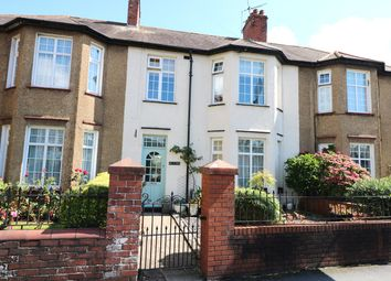 Thumbnail 4 bed terraced house for sale in Goldcroft Common, Caerleon, Newport