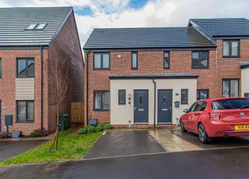 Thumbnail 2 bed semi-detached house for sale in Heol Booths, Old St. Mellons, Cardiff