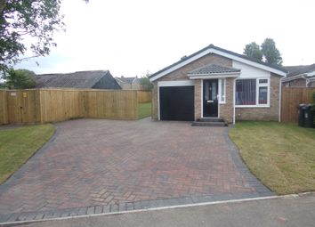 Thumbnail 3 bed bungalow for sale in Melness Road, Hazlerigg, Newcastle Upon Tyne