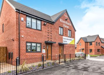 2 bed semi-detached house for sale in Littleton Road, Riverbank View, Salford M6