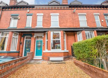 4 bed terraced house for sale in Keppel Road, Chorlton Cum Hardy, Manchester M21