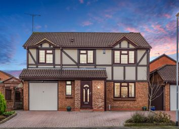4 bed detached house for sale in Falcon Road, Meir Park, Stoke-On-Trent ST3