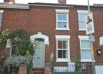 Thumbnail 3 bed terraced house for sale in Warwick Street, Norwich, Norfolk