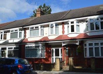 Thumbnail 3 bed terraced house for sale in Park View Road, London