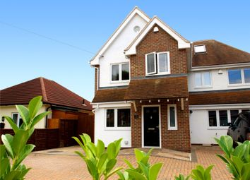Thumbnail 3 bed semi-detached house for sale in Lingfield Road, Edenbridge