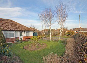 Thumbnail 2 bed semi-detached bungalow for sale in Gorringe Close, Willingdon, Eastbourne
