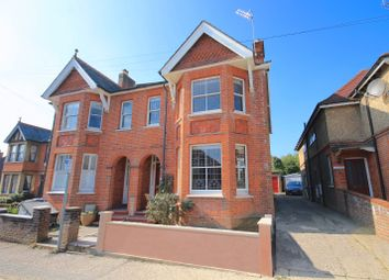 Thumbnail 4 bed semi-detached house to rent in Grosvenor Road, East Grinstead