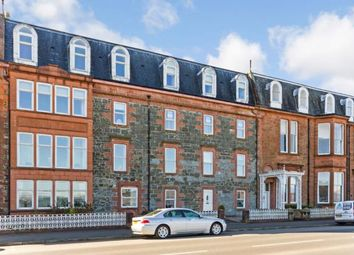 Thumbnail 1 bed flat for sale in Argyle Street, Rothesay, Isle Of Bute