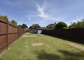 Thumbnail 4 bedroom detached house for sale in Woodside Crescent, Smallfield, Horley
