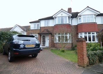 Thumbnail 4 bed semi-detached house for sale in Coval Gardens, London