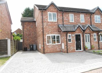 Thumbnail 3 bed semi-detached house for sale in The Hawthorns, Haslington, Crewe, Cheshire
