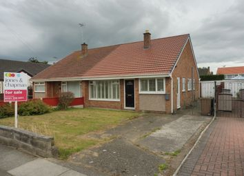 Thumbnail 3 bed semi-detached bungalow for sale in Brookhurst Road, Bromborough, Wirral