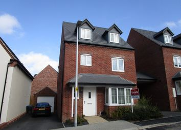 Thumbnail 4 bed town house for sale in Badgers Way, Bishopton, Stratford-Upon-Avon