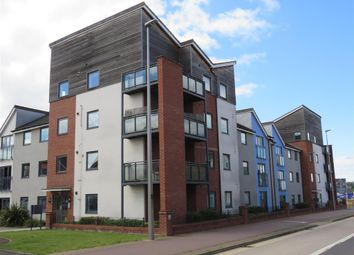 Thumbnail 3 bed penthouse for sale in Somerset Walk, Broughton, Milton Keynes