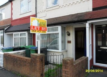 Thumbnail 3 bedroom property to rent in Merrivale Road, Bearwood, Birmingham