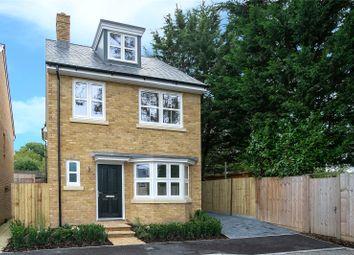 Thumbnail 4 bed detached house for sale in Cedar House, Cedar Crescent, Bushey, Hertfordshire