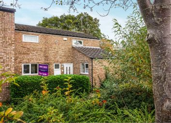 Thumbnail 4 bed end terrace house for sale in Outfield, Peterborough