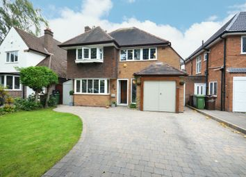 Shakespeare Drive, Shirley, Solihull B90. 4 bed detached house