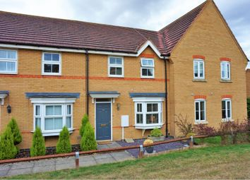 Thumbnail 3 bed terraced house for sale in Romulus Close, Northampton
