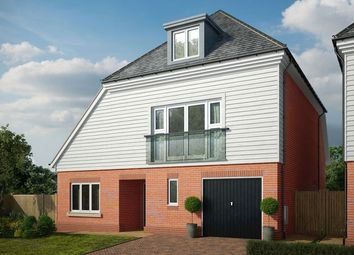 "Thumbnail 4 bed detached house for sale in ""The Clifden"" at Avery Hill Road, London"