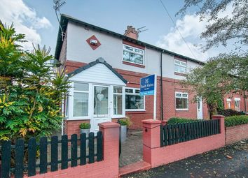 Thumbnail 3 bed semi-detached house for sale in Southcliffe Road, Reddish, Stockport