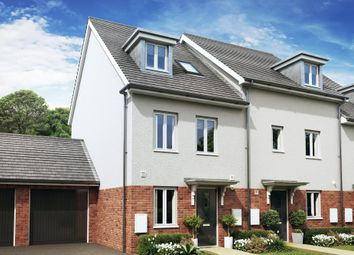 "Thumbnail 4 bed terraced house for sale in ""Rochester"" at Godwell Lane, Ivybridge"