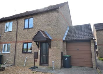 Thumbnail 2 bed semi-detached house to rent in Kingsmead Court, Littleport, Ely