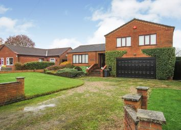 Thumbnail 4 bed detached house for sale in Moor Lane, Branston Booths, Lincoln