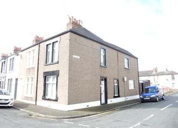 Thumbnail 3 bed end terrace house for sale in 1 Robinson Street, Workington, Cumbria