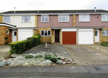 Thumbnail 3 bed terraced house to rent in Chevington Way, Hornchurch