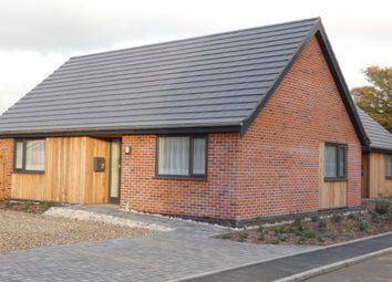 Thumbnail 2 bed semi-detached bungalow for sale in Walnut Tree Road, Mattishall, Norfolk