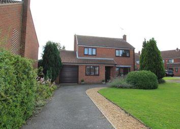 Thumbnail 4 bed detached house for sale in Croft Farm Close, Everton, Doncaster