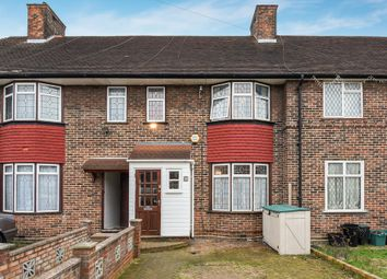 Thumbnail 3 bed terraced house for sale in Widecombe Road, London