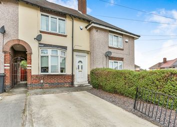 Thumbnail 2 bed terraced house for sale in Aylward Road, Sheffield
