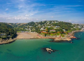 Thumbnail 4 bed detached house for sale in Cliff Road, Salcombe, Devon