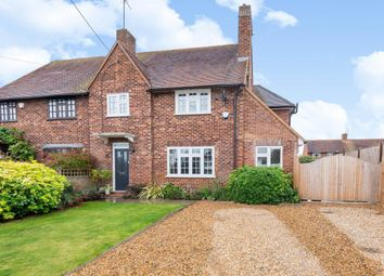 Thumbnail 3 bed semi-detached house for sale in Oatlands Road, Shinfield