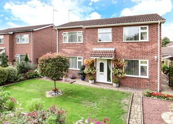 Thumbnail 4 bed detached house for sale in Woodlands, Long Sutton