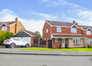 4 bed detached house for sale in Wychwood Drive, Trowell Park, Nottingham NG9